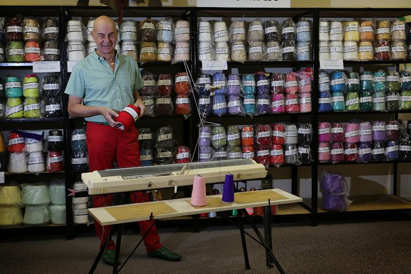 Dormani Yarns Knitting Machines Dormani Yarns Perth Wa